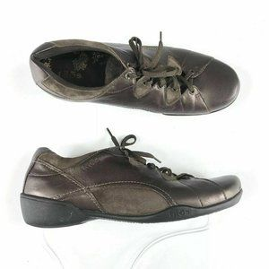 Taos Suede Leather Speed Lacer Fashion Sneaker